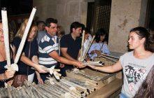 Javier Cuenca asegura que la Noche de San Juan forma parte de la esencia y la tradición de Albacete que hay que inculcar a los más jóvenes