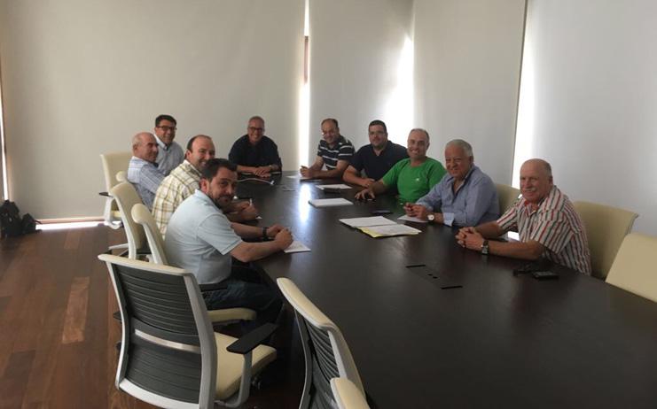"""La Sectorial Vitivinícola de ASAJA Ciudad Real ve """"buenas expectativas"""" para la próxima vendimia"""