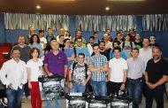 Mª Ángeles Martínez participa en la clausura del ESII Drone Challenge organizado por la UCLM