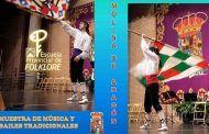 Muestra de música y bailes tradicionales y demostraciones de artesanía de la Escuela de Folklore de la Diputación el sábado 24 en Molina de Aragón