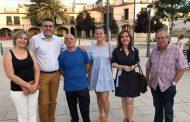 Miguel Ángel Rodríguez mantiene una reunión con el PP de Poblete