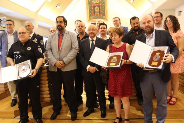 El Gobierno regional oferta durante este año 63 cursos para formar a voluntarios de Protección Civil