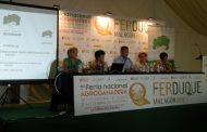"""Carmen Quintanilla: """"Estamos en Ferduque porque apostamos por el mundo rural y la igualdad de oportunidades"""""""