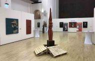 7.800 personas han visitado ya la exposición del artista toledano Alberto Romero en San Marcos