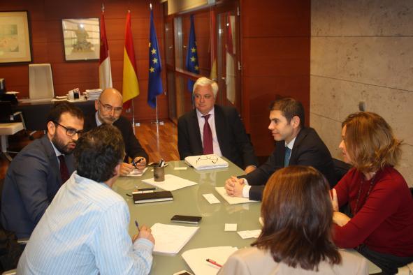 El Gobierno regional renueva su acuerdo con la Fundación Yehudi Menuhin que hace posible el desarrollo de programa MUS-E en 10 centros educativos