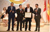 COOPAMAN, en la categoría de ajo morado, galardonada con el Premio Gran Selección 2017 de Castilla-La Mancha