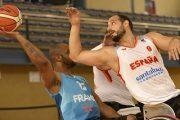 Victoria masculina y derrota femenina ante Francia en el Europeo de Baloncesto en silla de ruedas