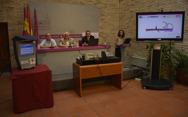 El Ayto posiciona el transporte público de Toledo a la vanguardia de los sistemas inteligentes de transporte en España