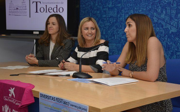 La Plaza del Ayto y Zocodover acogerán el Diversitas Fest el próximo 9 de junio para promover la inclusión a través de ocio