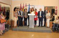 María Gil  felicita a la Asociación de Familiares y Enfermos de Parkinson por su nuevo centro y afirma que la labor que realiza