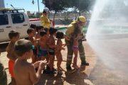 El Gobierno de Castilla-La Mancha conciencia a los menores en la prevención de incendios forestales en los campamentos de verano
