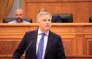 Cañizares lamenta que los presupuestos regionales consoliden la unión de intereses de Page y Podemos para repartirse sillones