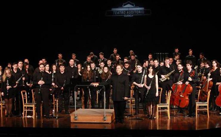 La Banda Sinfónica de Cuenca vuelve a 'Veranos en Cuenca' con un concierto con claros tintes medievales