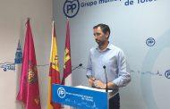 """Jiménez: """"Page vuelve a despreciar a Toledo en los presupuestos y Tolón sigue callada"""""""