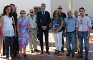Álvaro Gutiérrez inaugura la reforma del parque de las eras de Parrillas financiada por la Diputación de Toledo