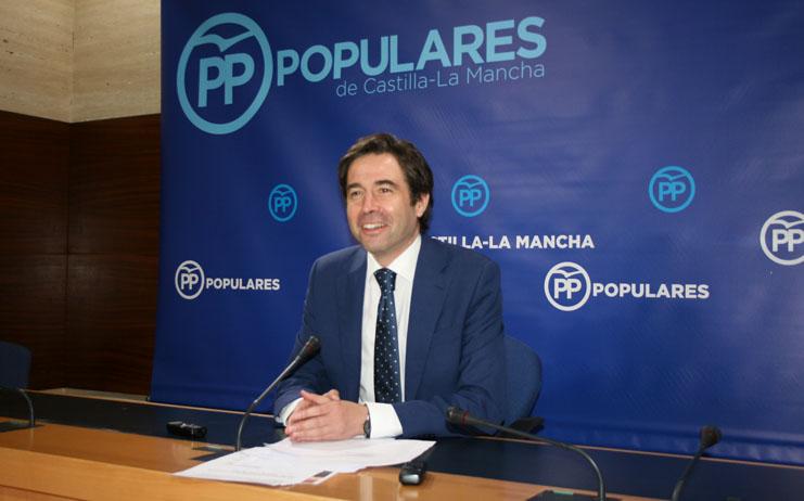 """Robisco: """"Cuando Page abrió la puerta a Podemos, los empresarios salieron por la ventana"""""""