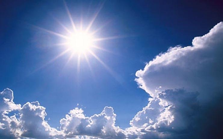 Cielos despejados y temperaturas en aumento para este domingo