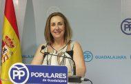 """Silvia Valmaña: """"La palabra de Page ya no vale nada en Guadalajara y sus falsos y reiterados anuncios ya no se los cree nadie"""""""