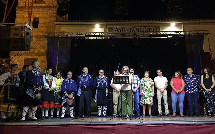 La consejera de Fomento resalta la riqueza cultural, histórica y etnográfica de las fiestas patronales