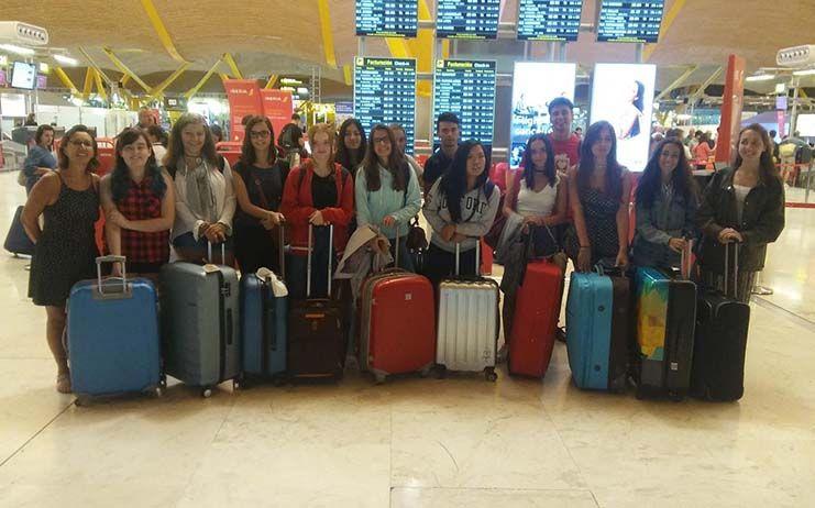 Comienzan los cursos de idiomas en Reino Unido, Irlanda y Francia subvencionados por el Gobierno de Castilla-La Mancha
