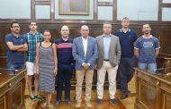 La Diputación de Guadalajara suscribe convenios de colaboración con siete clubes deportivos de la provincia