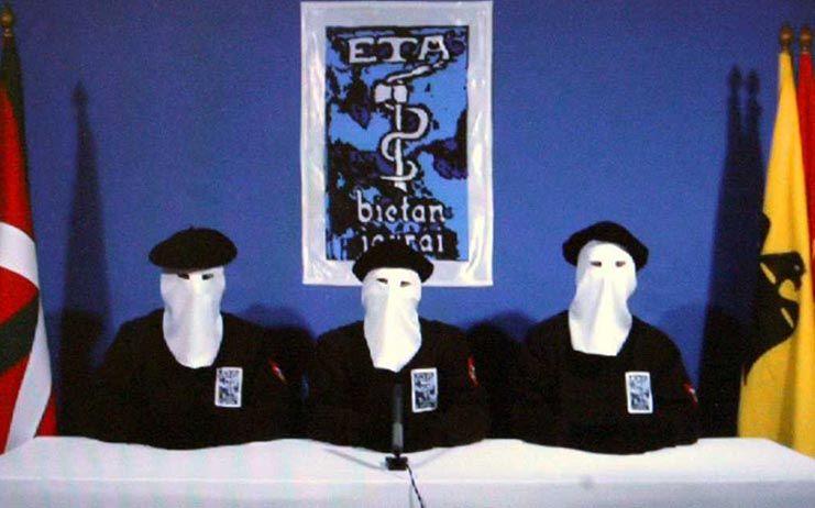 Covite alerta de que la justicia francesa podría estar cediendo ante el chantaje de ETA