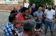 Interesante charla de José Antonio Alonso en Riba de Saelices sobre rondas tradicionales de la provincia