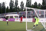 España empata con Rusia y sigue liderando su grupo europeo de Fútbol-5 para ciegos de Belín
