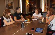 Presentan al Gobierno regional una aplicación para teléfonos móviles que detecta el acoso, desarrollada por una empresa castellano-manchega