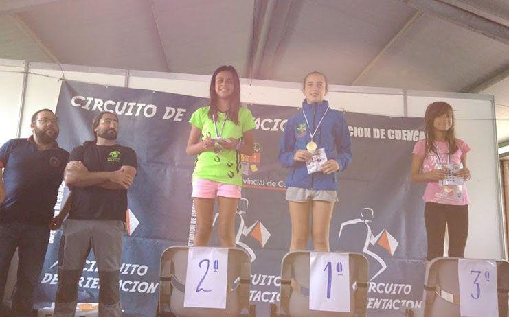 Beteta puso el broche de oro a la décima edición del Circuito de Orientación de la Diputación de Cuenca