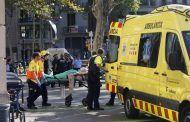 Varias fuentes hablan ya de al menos 13 muertos y un centenar de heridos en el atentado terrorista de Barcelona