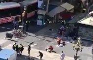 Atentado terrorista en las Ramblas de Barcelona