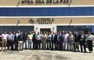 El Gobierno regional ampara la fusión de las cooperativas de Corral de Almaguer y reafirma su apuesta por la calidad a través de la reestructuración