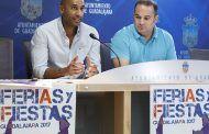 Las Ferias 2017 de Guadalajara contarán con seis escenarios festivos e incluirán novedades
