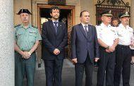 Gregorio expresa su apoyo a las víctimas de los atentados de Cataluña y apela a trabajar unidos junto a las Fuerzas y Cuerpos de Seguridad
