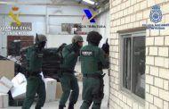 Desarticulan dos organizaciones de blanqueo de capital y detienen a 23 personas, algunas en Toledo