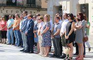 Cs Guadalajara pide que la bandera de Cataluña ondee a media asta en el balcón del Ayuntamiento durante los tres días de luto oficial