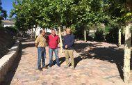 Diputación Guadalajara concluye tres proyectos de obra de renovación de redes y pavimentación en Valdeconcha, Centenera y Lupiana