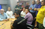 El Gobierno regional ha indicado que el incendio de Yeste podría estar perimetrado en su totalidad entre hoy y mañana