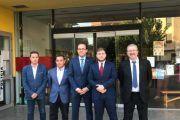 El Gobierno regional aprobará a principios de septiembre una inversión de dos millones de euros para la ampliación y reforma del CEIP 'Valdemembra' de Quintanar del Rey
