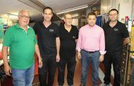 Serrano agradece a los trabajadores de los servicios municipales su labor