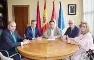 Caja Rural CLM traslada al Ayuntamiento de Albacete su implicación y compromiso