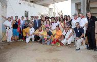 Éxito de participación y público en la Becerrada para las peñas seguntinas