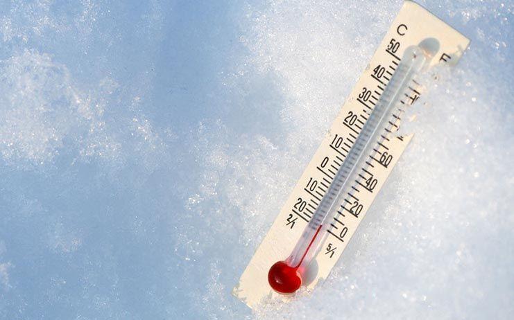 Castilla-La Mancha al completo estará este jueves en riesgo por frío intenso