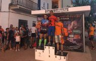 Santiago García y Mª Jesús Algarra se impusieron en el II Mix Trail Carboneras