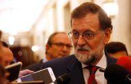 """Rajoy avisa de que el 155 seguirá en vigor """"en el supuesto imposible"""" de que Puigdemont sea elegido desde Bruselas"""
