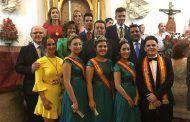 Riolobos y Rivas acompañan al alcalde de Segurilla durante sus fiestas patronales