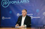 """Francisco Cañizares denuncia que los presupuestos de Page para Ciudad Real """"son un auténtico desastre"""" y que se olvida de las promesas realizadas"""
