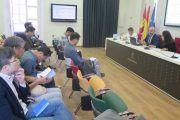 Una delegación de Corea del Sur conoce el sistema de financiación y contabilidad de Castilla-La Mancha, ejemplo del modelo implantado en un país avanzado