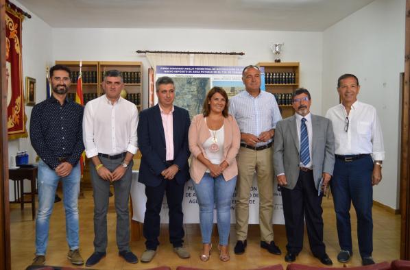 El Gobierno regional garantiza la calidad y la presión de agua a una población de 25.000 personas de la Mancomunidad 'El Girasol'